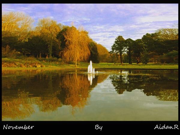 November by Ridgeway