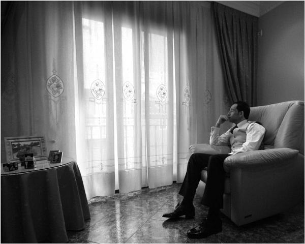 Pensive by jarendell