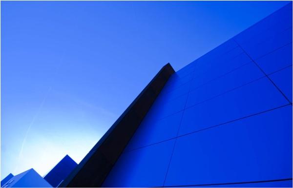 Blue by jarendell