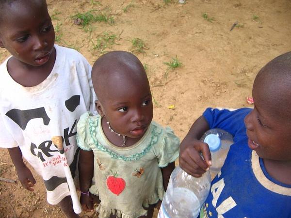 Children, Mali. by otter