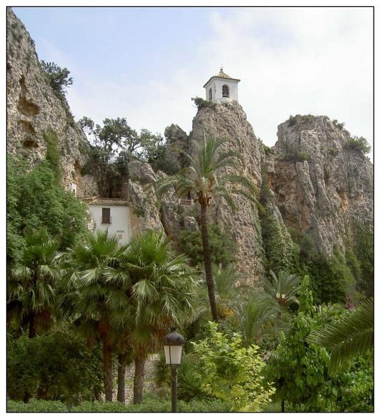Guadalest by JudeC