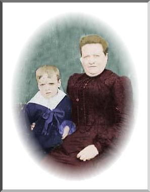 Melinda & Samuel 1904 by RosaB