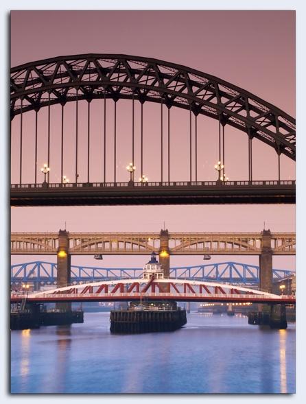 Tyne Bridges by Ray001