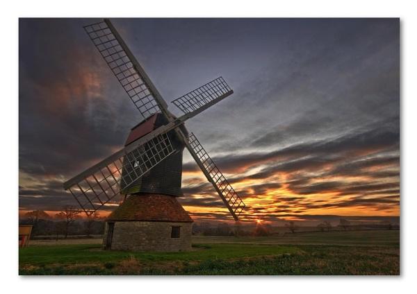 Stevington Windmill 2 by SKavanagh