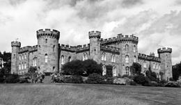 Cholmondeley Castle, Cheshire