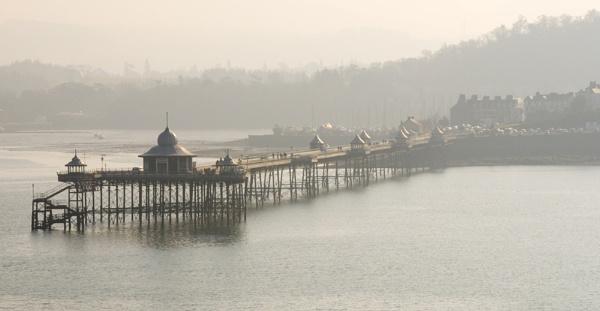 Bangor Pier by Banditman