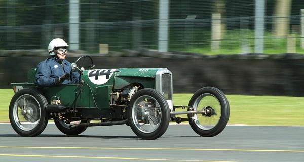 Boy Racer at Oulton Park Vintage Meet by Banditman