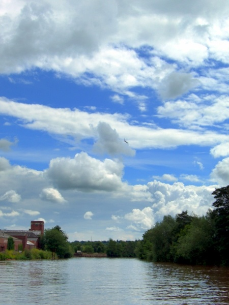 Stourport Clouds by bugman293371