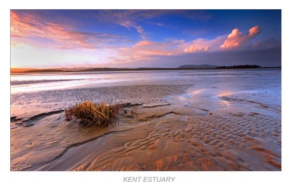 Kent estuary by acaado1