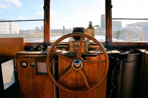 I am Sailing.... (ok barging!!) by BrillacFr