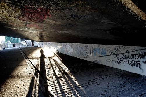 Under the bridge by Missy_Vix