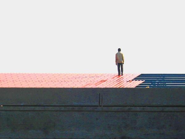 Man Alone by Amal