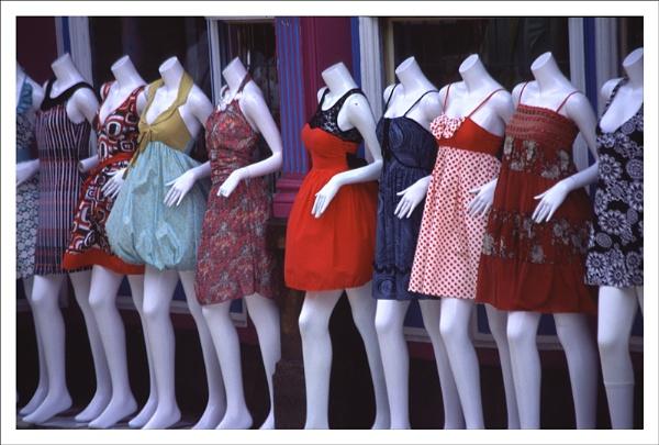 Dress sense. by rontear