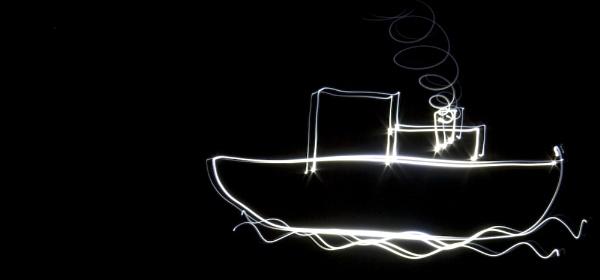 The Light Ship by stevenj