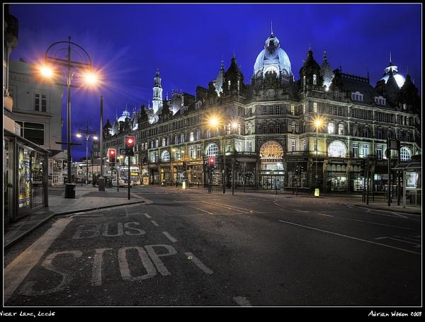 Vicar Lane - Leeds by ade_mcfade