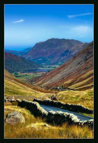 Kirkstone Pass by Leo