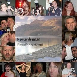Rowardennan Papathon