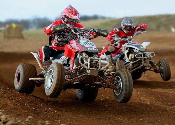 Quad Bike Racers by StevenPrice