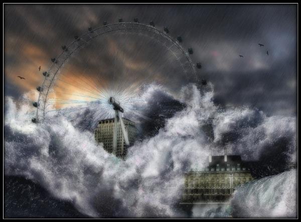 London Eyefull 2 by Morpyre