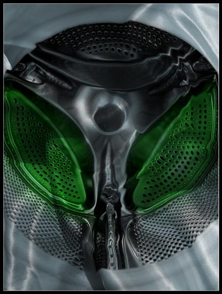 Alien Shirt by Morpyre