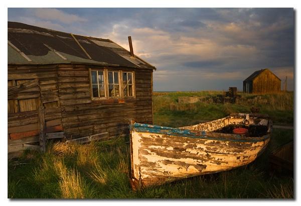 Derelict Boat by TonyA