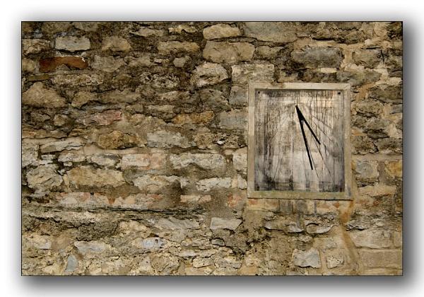 Wall Clock by Mavis