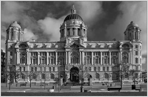 Cunard Building Liverpool by DaveHaigh