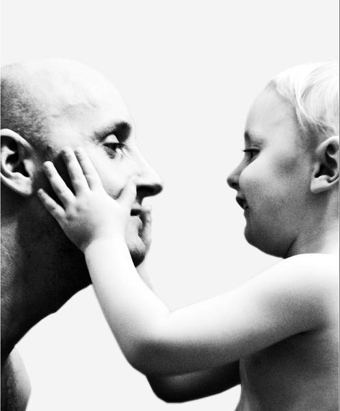 Father & Son by Vixs