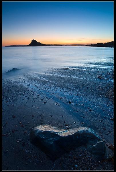 Beach Blues by iwool
