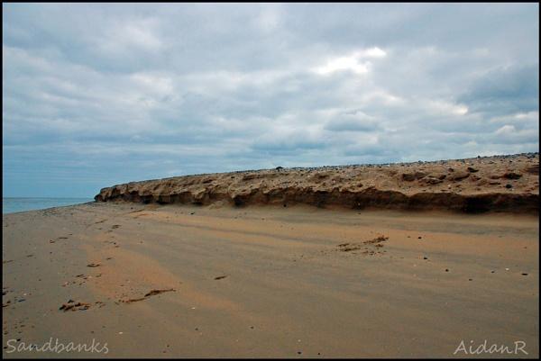 Sandbanks by Ridgeway