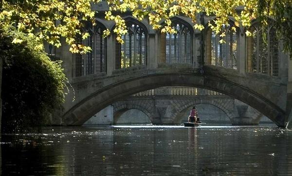 Under the Bridge by Stenk