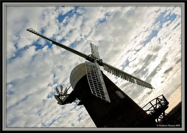 Wilton Windmill by Herge88