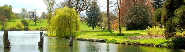 Burghley House Gardens by BillM