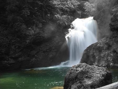 Vintgar Gorge by JakeK