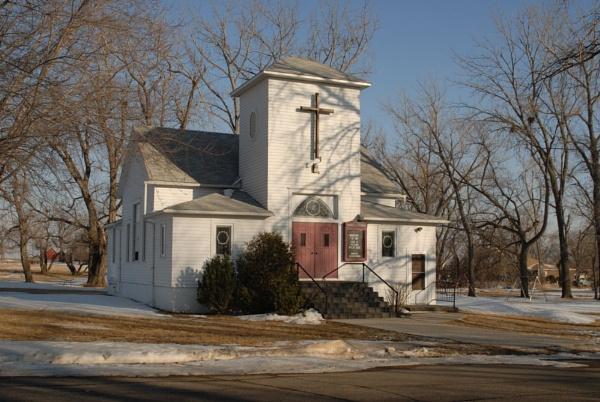 Crocker Church by lindin