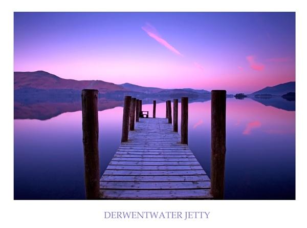 Derwentwater Jetty by acaado1