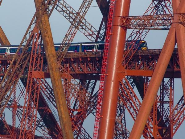 Forth Rail Bridge 3 by KdyTeejay