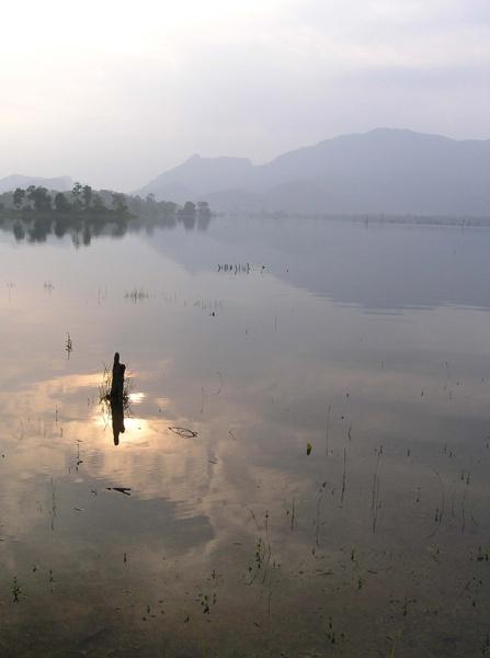 early morning in sir lanka by wavey