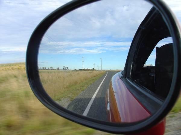 Rear View by Simon_C