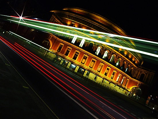 The Royal Albert Hall by CimmerianPhotography