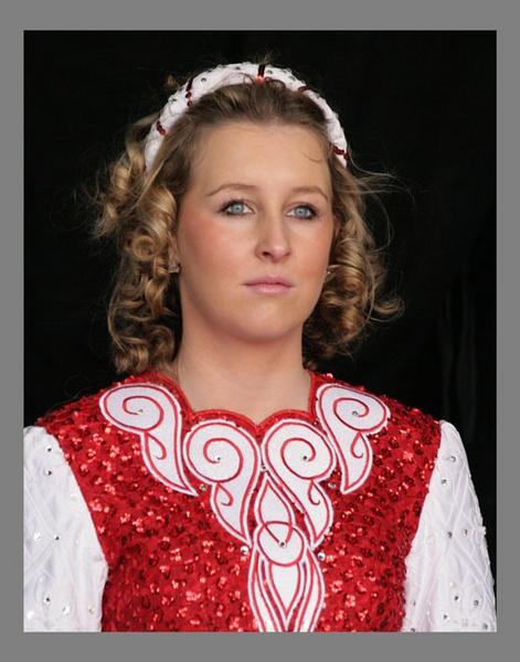Irish Dancer by block119er