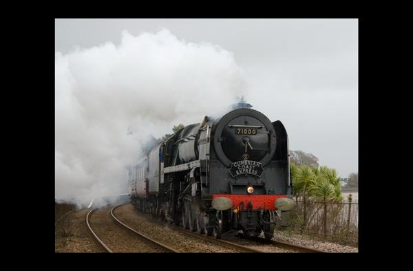 Cumbrian Coast Express by dtomo68
