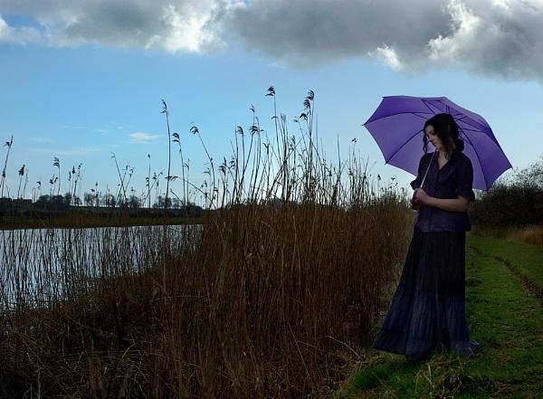 Beside the river... by xanda
