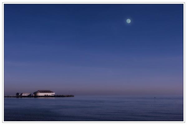 Moonlight Blues by RoyBoy