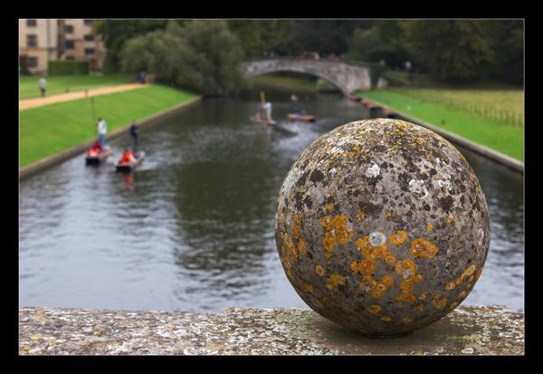 Cambridge Ball by RoyBoy
