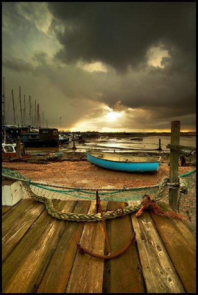 Felixstowe Ferry by IanFlindt