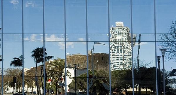 modern barcelona by andart