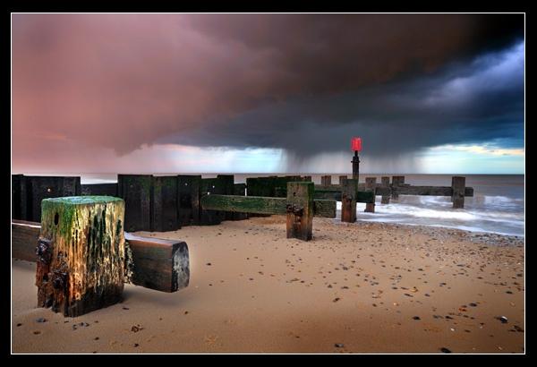 East Coast Cloud Burst by FatHandedChap