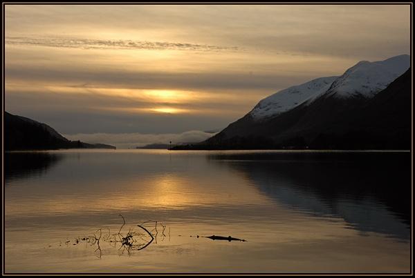 Loch Lochy by u47sb2