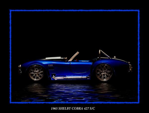 Shelby Cobra by Freezeframe